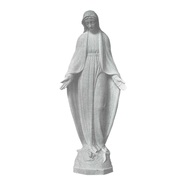 Blessings Marble Statue