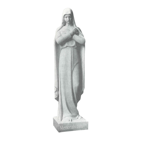 Lady Of Sorrows Marble Statue