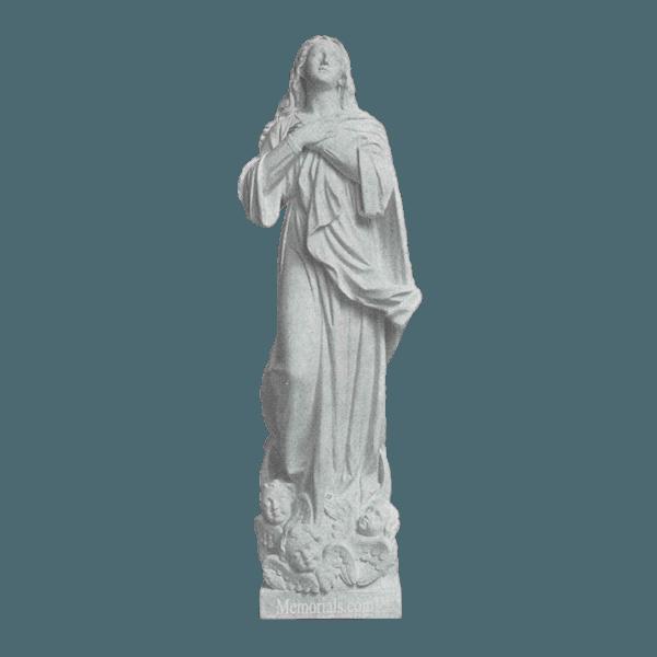 Heavenly Children Marble Statue
