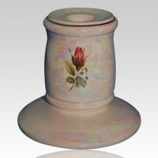 Darlene Pink Candle Holder