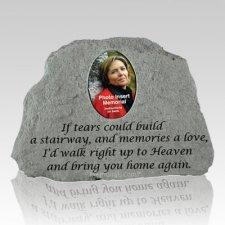 If Tears Could Build Keepsake Rock