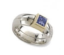 Princess Treasure Memory Keepsake Ring