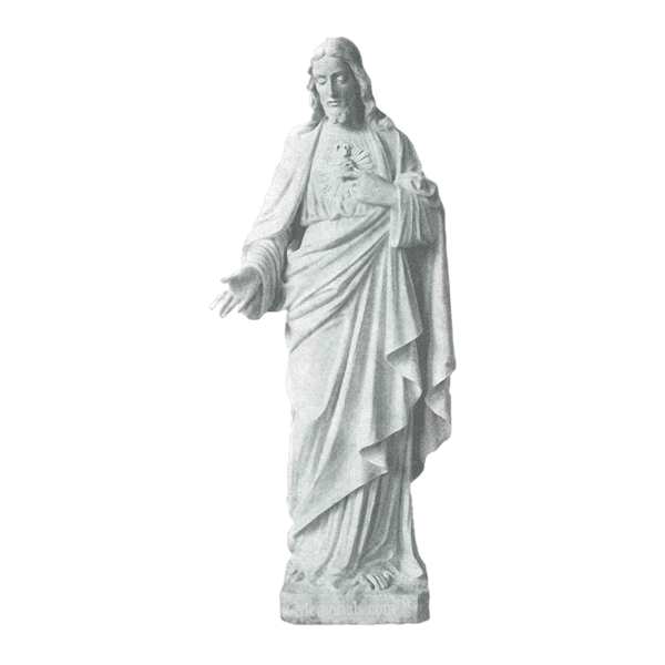 Grace Of Jesus Marble Statue