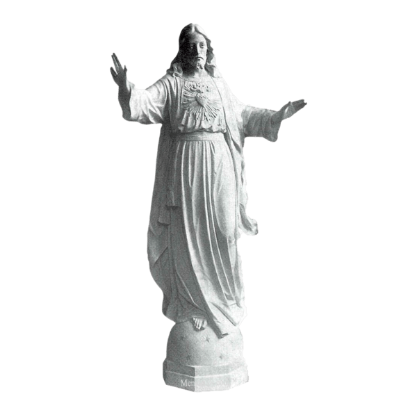 Sacred Love Marble Statue