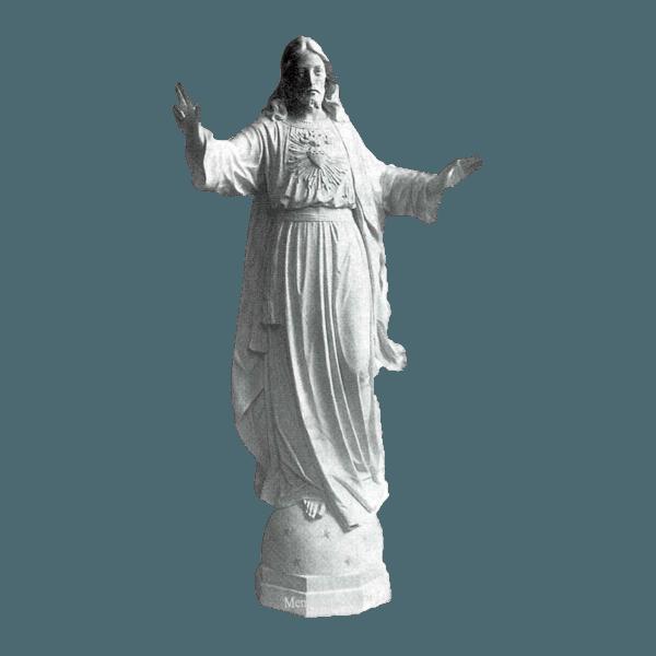 Sacred Love Granite Statue I