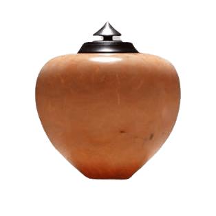 African Peach Keepsake Cremation Urn