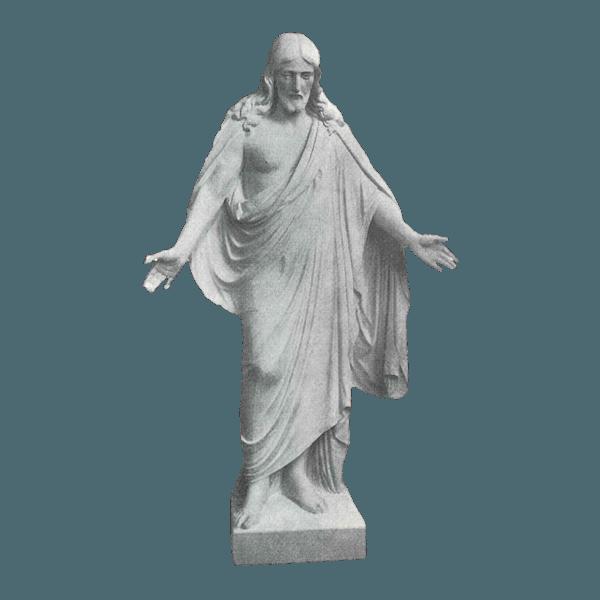 Thorwaldsens Christ Marble Statue
