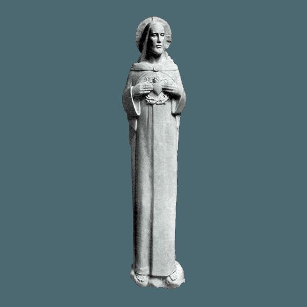 Love Of Jesus Marble Statue
