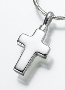 Infinity Pet Cross Memorial Jewelry