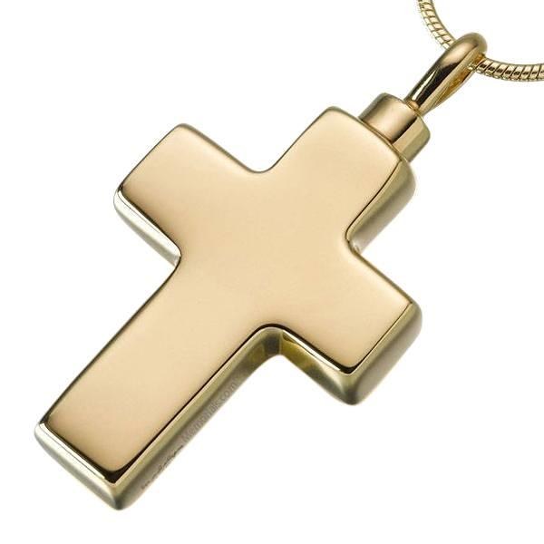 Large Cross Elegant Cremation Jewelry IV