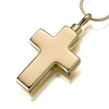 Cross Elegant Cremation Jewelry II