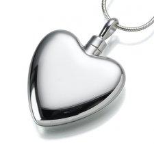 Heart Cremation Pendant III