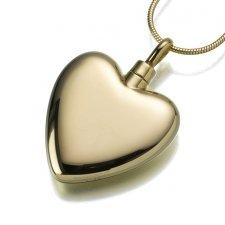 Heart Cremation Pendant II