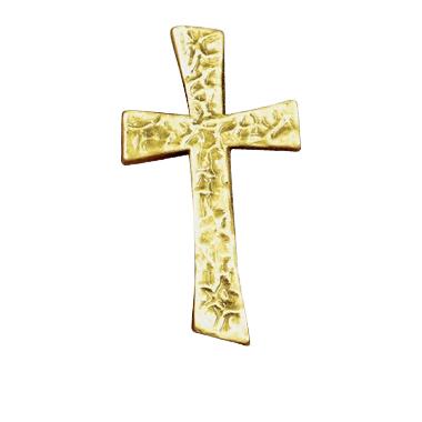 Contemporary Cross Medallion Appliques