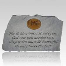 The Golden Gates Stone