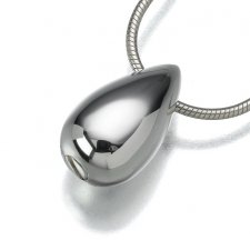 Tear Drop Keepsake Pendants III