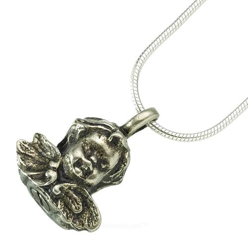 Cherub Keepsake Jewelry Pendant