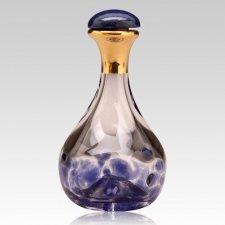Blue Tear Bottle