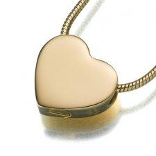Slider Heart Keepsake Pendant IV