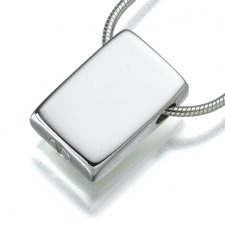 Rectangle Keepsake Pendants
