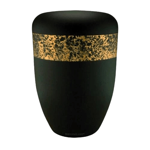 Speckled Bronze Biodegradable Urn