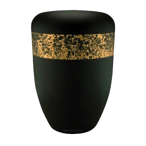 Speckled Bronze Biodegradable Urn