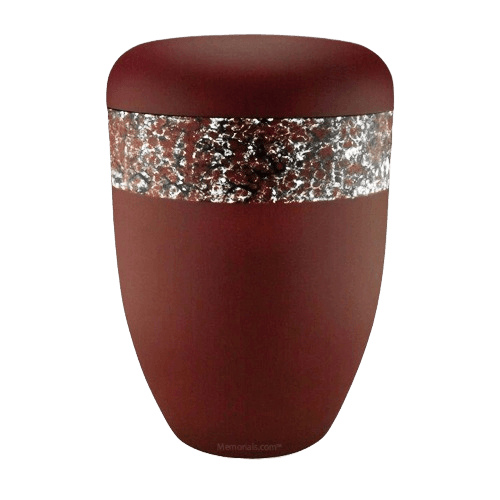 Scarlet Biodegradable Urns