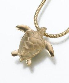 Turtle Pet Cremation Keepsake II