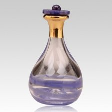 Amethyst Tear Bottle