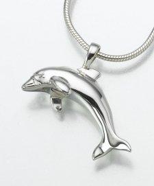 Dolphins Pet Cremation Keepsake