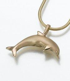 Dolphins Pet Cremation Keepsake II