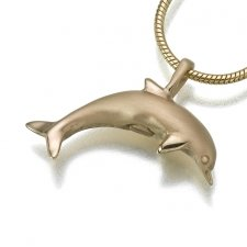 Dolphins Cremation Jewelry II