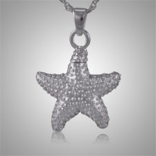 Star Fish Nature Keepsake Pendant