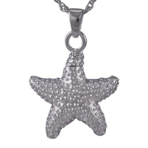 Star Fish Nature Keepsake Pendant