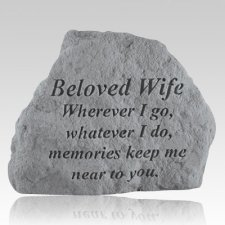 Beloved Wife Wherever I Go Rock