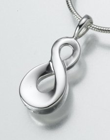 Pet Infinity Memorial Pendants