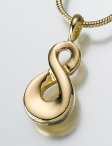 Pet Infinity Memorial Pendants IV