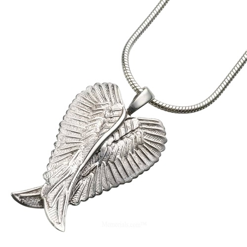 Angel Wings Keepsake Jewelry