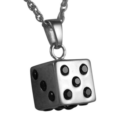 Dice Keepsake Jewelry