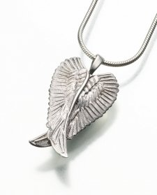 Pet Angel Wings Memorial Pendants