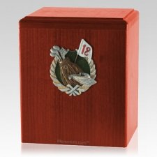 18th Hole Cherry Cremation Urn