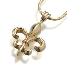 Fleur De Lis Classic Keepsake Jewelry II