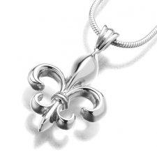 Fleur De Lis Classic Keepsake Jewelry