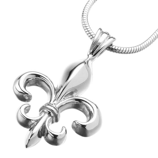 Fleur De Lis Classic Keepsake Jewelry III