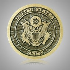 Army Medallion Appliques