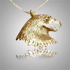 Eagle Cremation Jewelry II