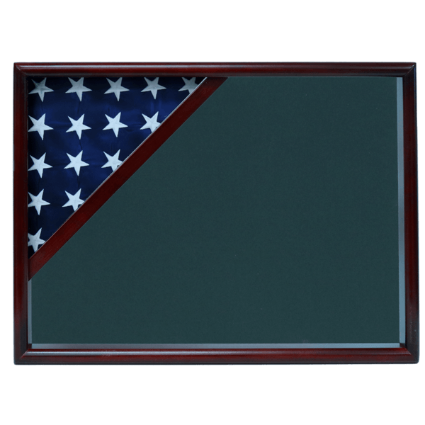 Flag Shadow Box Display Cases