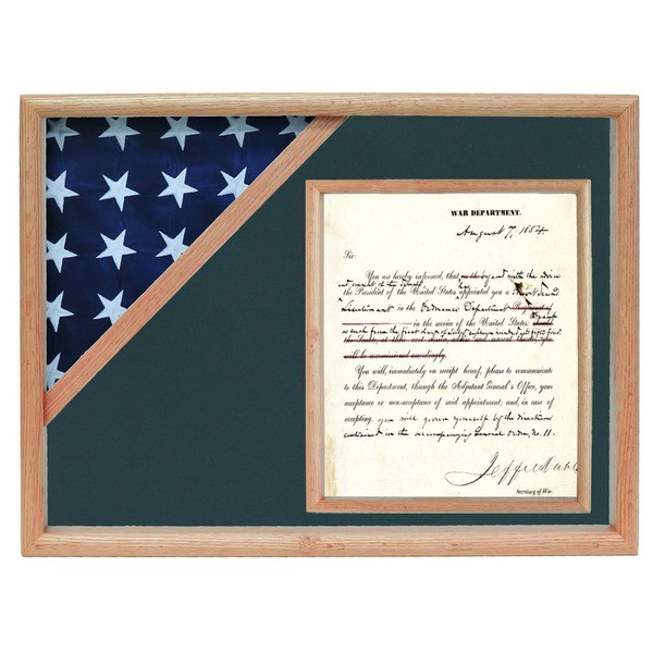 Veteran Shadow Box Display Cases