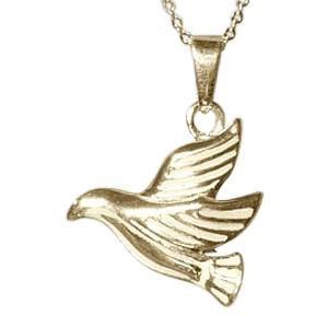 Flying Dove Cremation Jewelry II