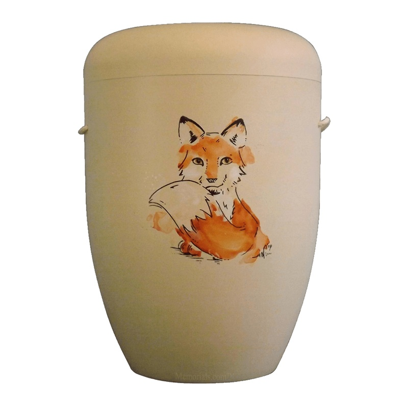 Reynard Biodegradable Urn